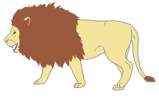 Lion form