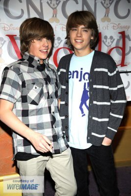 Dylan and Cole Sprouse - DC Sprouse - Fanpop