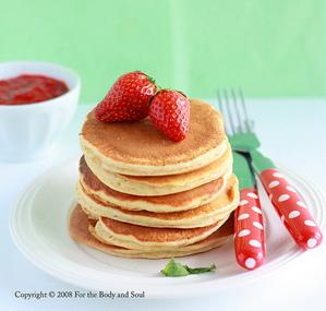 Pancakes! >:D
