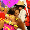 Adam Sevani and Miley Cyrus(adiley)