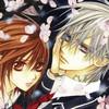 Vampire Knight - Yuki + Zero