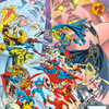 Marvel Comics VS. DC Comics