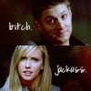 I liked Dean with the original Ruby. But the new Ruby I liked with Sam. Til she showed her true color