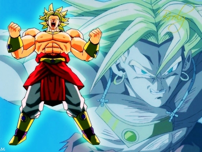 my favori is broly.