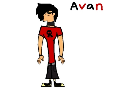 name:Avan age:17 eye color: hazel likes:his friends,rock music,fanpop:),youtube,the internet,scene gi