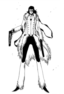 and this is my outfit in bankai Lobos del Rayo