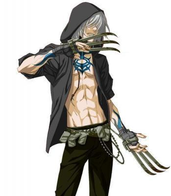 Name:Ansatsu gender: male Height: 5'7 Age: 27 He is an assassin who protects all of those he cares ab