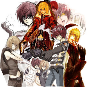 I don't like Takada and her stupid bodyguards. She murdered one of my favortie characters Mello!And h