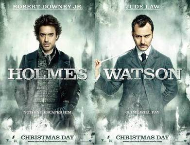 Sherlock Holmes **** I thought it was a load of fun!