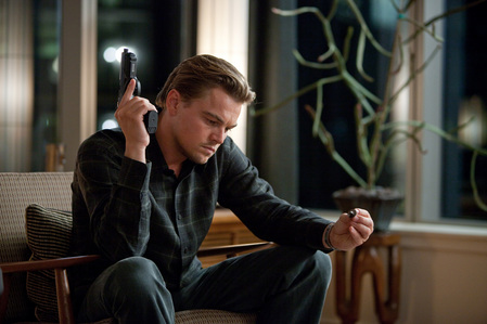 INCEPTION ****<br /> <br /> By far the best movie of 2010 and one of the best movies I have EVER seen