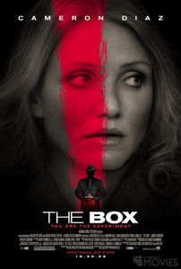 The Box * and 1/2<br /> <br /> It was pretty bad overall, but the last five minutes were amazing:)<br