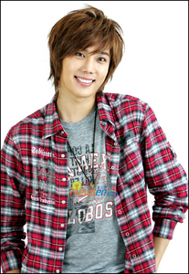 i'm soo in love with Park Jung Min .. he's just the cutest !!!! ♥♥