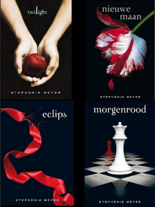 These are the dutch book covers...  They're the same images on it, but the names are translated.