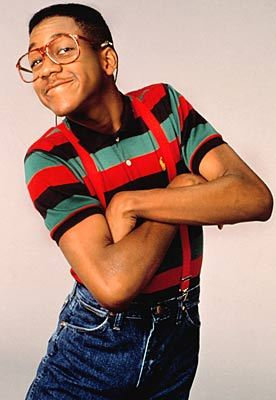 True. TPBM liked the show Family Matters. I can never forget Steve Urkel...=)
