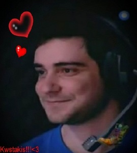 Kinda True TPB finds this guy really cute(ignore the hearts):