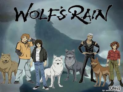 false TPB likes wolf's rain