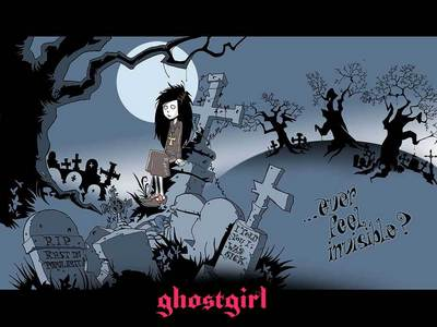 True TPB read Ghostgirl