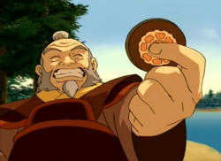 I - Iroh from avatar the last airbender!!!