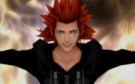 Hehe, if we're talking about hot guys.. Axel~ He's hot. Literally. /shot xD I couldn't resist,
