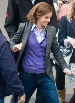 Ms. Emma 'Gorgeous' Watson. xD