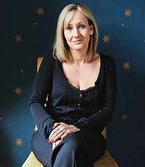 THIS is J.K. Rowling:SHE NAILED IT.