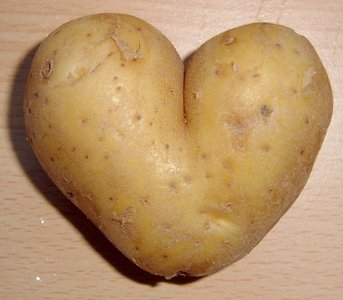 anda can have a jantung potato too :)