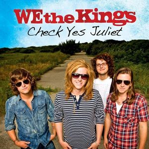 What's he in? And, btw, in case y'all dont know who We The Kings are. It's these peeps... Mmm...they