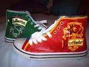 And this. I need these shoes. If you look closely, you'll see that the other half of the Gryffindor s