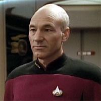 10. Picard's shinny head