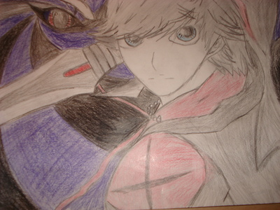 name: Gabe  N.N.: BeXaG  title: the executioner   rank:XXI  weapon: keyblade executioner   executione