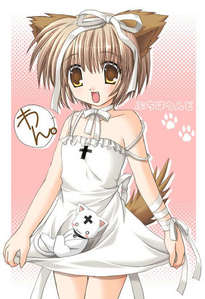 I'll play I love role playing! Heres my character. Name: Whinny Kimino Age: 17 Personality: Shy