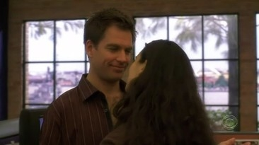 Hope this is okay, Janie! Can I have a picture of Tony and Ziva at the cafe in Paris, please?