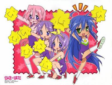 Hit!  The next person has seen Lucky Star
