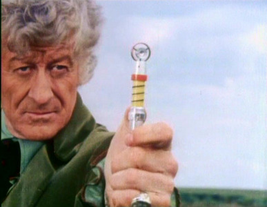 I dated the 3rd Doctor because I can't control myself. ...*googles 3rd Doctor* BAHAHA he's irrestis