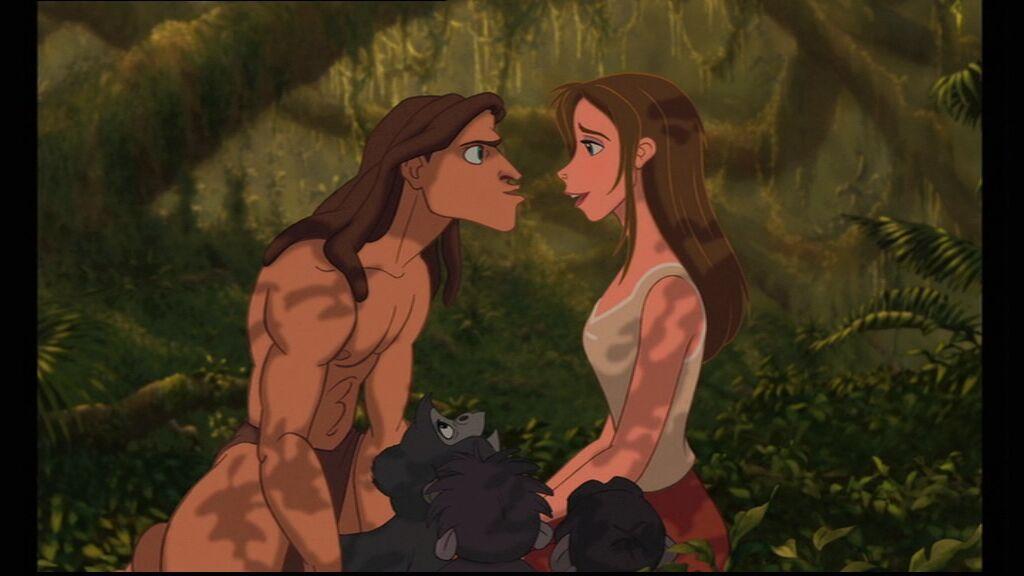 Classic disney picture hunt classic disney fanpop - Tarzan gorille ...