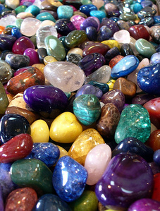 These are gemstones.