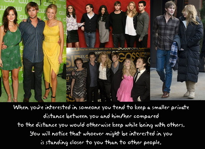 Chace Crawford is my case study .. hahaha .. So, Focus on him ;)