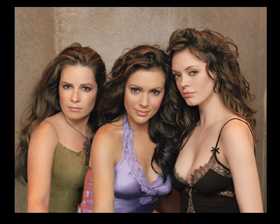 Aww I can't than to suggest Charmed:D<3♥
