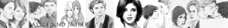 """Hi!!!!! This is my banner i hope आप like it =] I can change the शीर्षक """"Alice and Jasper"""" for another"""