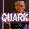Mine are: 1. Quark (I প্রণয় that Ferengi) 2. Benjamin Sisko 3. Rom 4. Nog 5. Dukat I know! I know! I