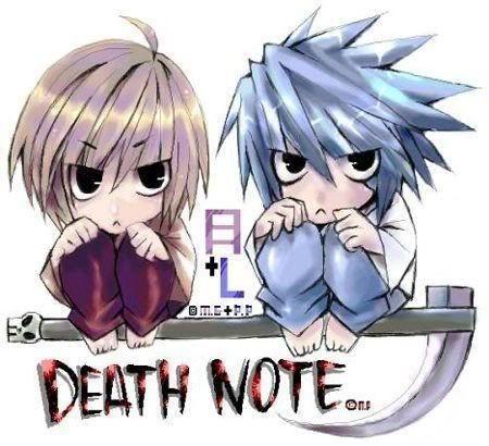 Uhg! I hate Light Yagami~! I mean man, toi gotta be kidding me, killing the innocent and killing the