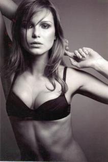 Brazilian model Elizabeth Perfoll.