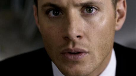 Dean pouting