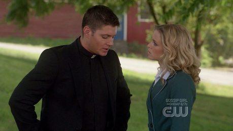 Dean dying (God forbid! <3 )