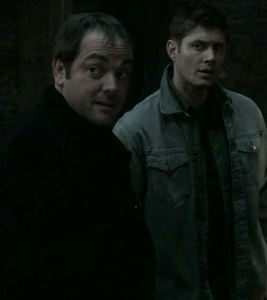 Dean and his grandfather