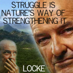 Here is my Locke Icon. I'm new to contests, so I hope I'm posting it right :)