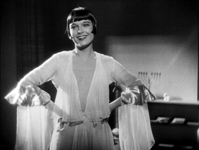 <u>Louise Brooks:</u>