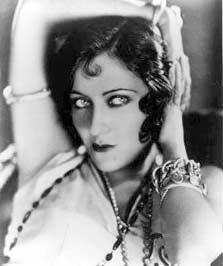 <u>Gloria Swanson:</u>