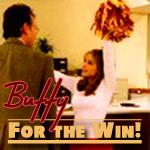 Go Buffy, yay =D