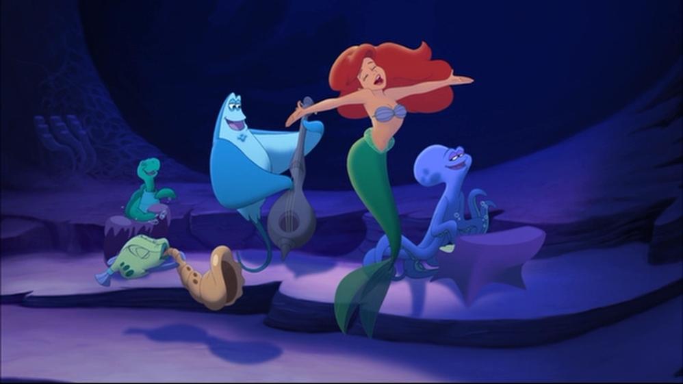 little mermaid songs - 998×561